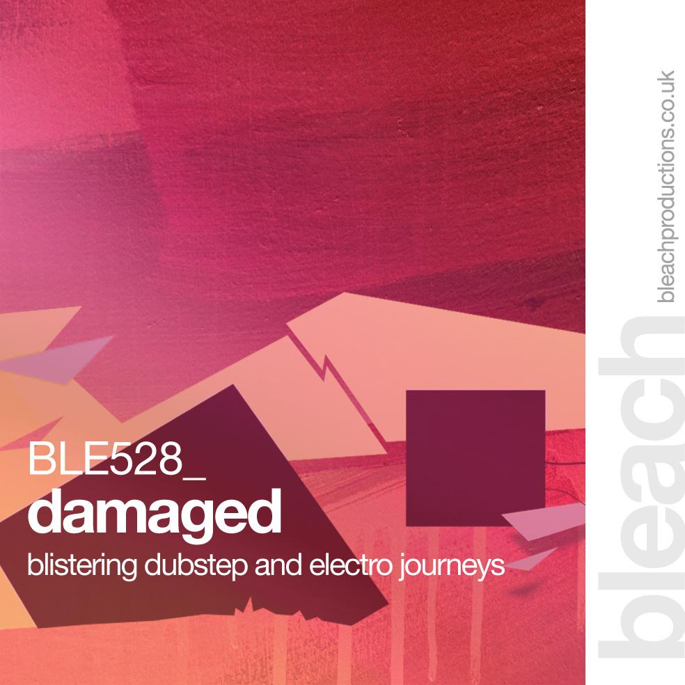 BLE528-Damaged-AlbumCover