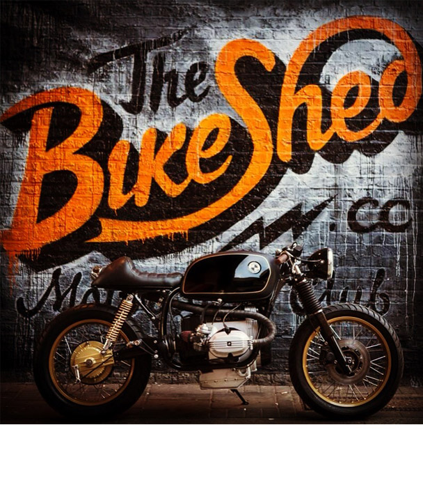 Bike Shed Event II