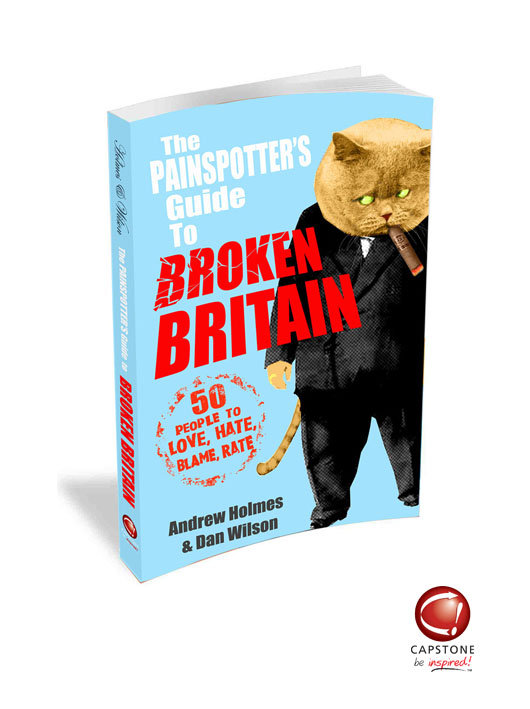 'Broken Britain' Book