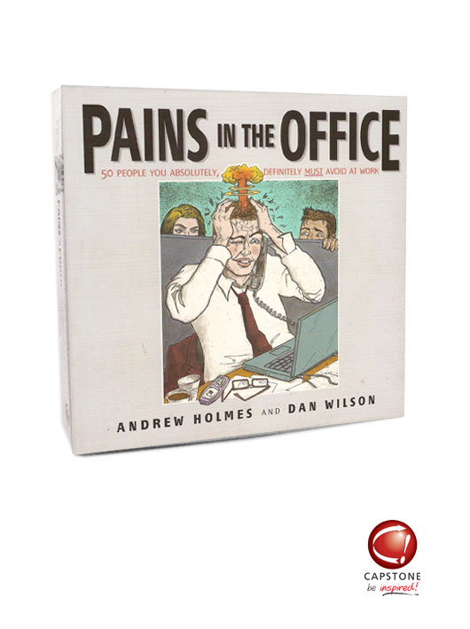 'Pains in The Office' Book