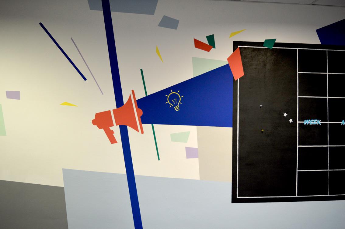 Bucks SU graphic chalkboard