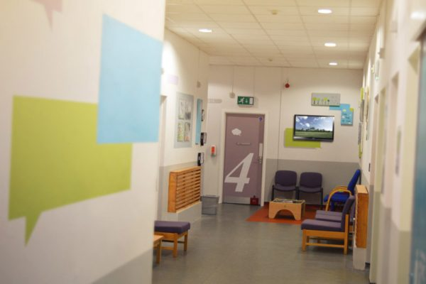 CAMHS @ Harlow House Interior